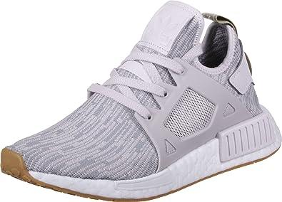 f2dae9af7 ... cheap amazon adidas nmd xr1 primeknit women ice purple bb2367 color  grey beige size 8.5 running