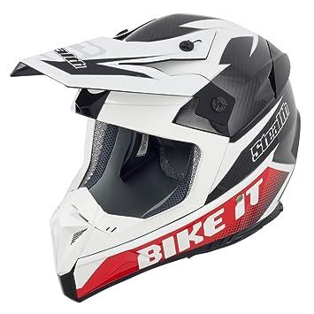 Stealth HD210 MX Motocross Enduro casco para bicicleta de carbono que GP réplica