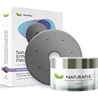 Naturaful - Breast Enhancement Cream & Enhancement Patch Bundle - Natural Breast Enlargement, Firming And Lifting…