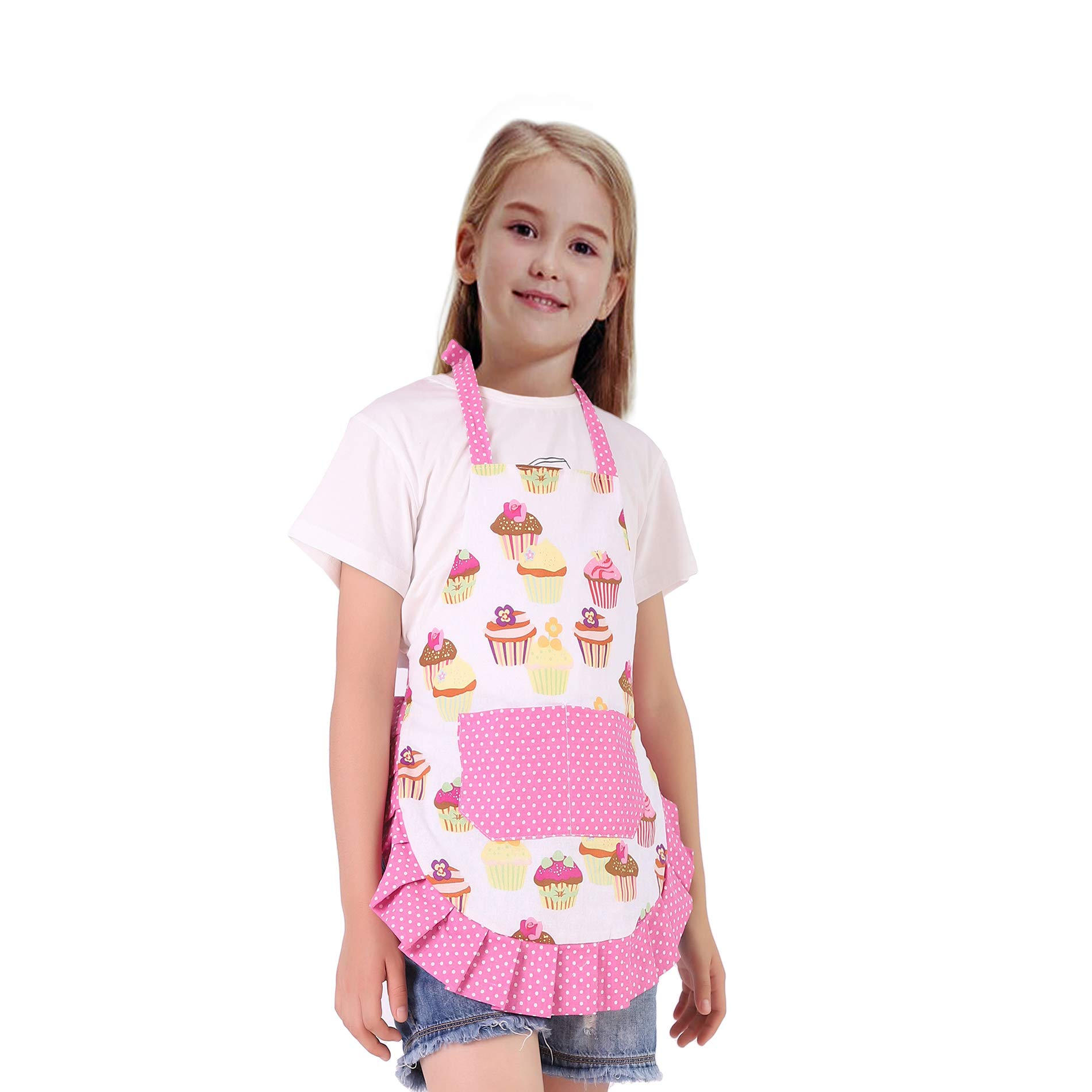 Adorable cupcake apron!