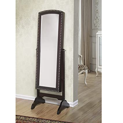 Amazoncom WUnlimited Abby Classic Long Cheval Mirror Jewelry