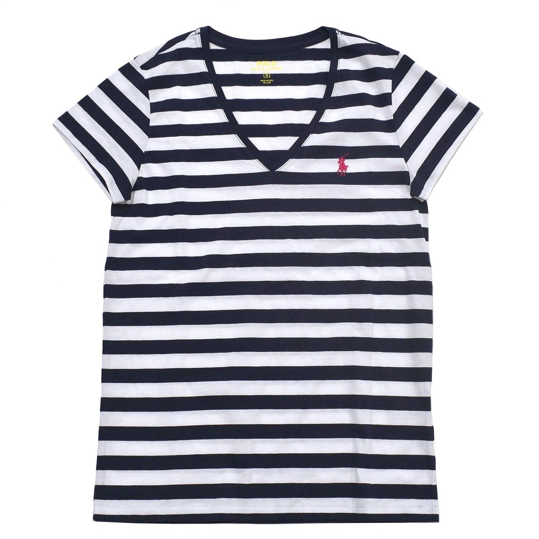 41fe18b1 Online Cheap wholesale RALPH LAUREN Sport Womens Lightweight V-Neck T-Shirt  T-Shirts Suppliers
