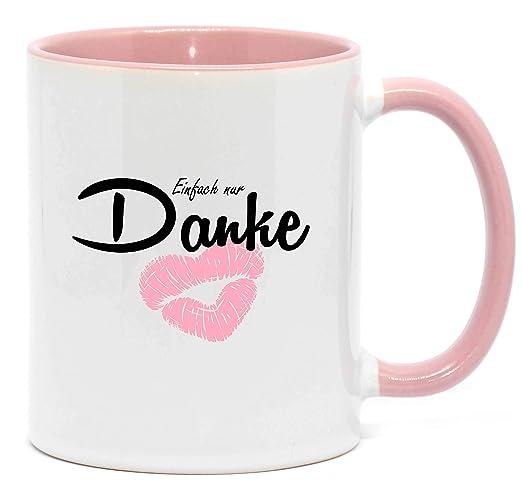 Nice-Presents Simplemente Danke. Una Taza para Cualquier ocasión ...