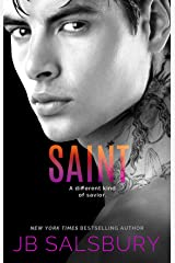 Saint (Mercy Book 2) Kindle Edition