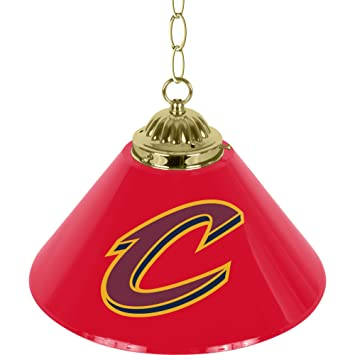 Amazon nba cleveland cavaliers single shade gameroom lamp 14 nba cleveland cavaliers single shade gameroom lamp 14quot mozeypictures Choice Image