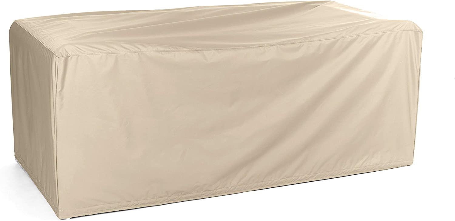 Covermates – Modular Sectional Sofa Cover – 94W x 38D x 30H – Elite Collection – 3 YR Warranty – Year Around Protection - Khaki