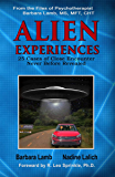 Alien Experiences - 25 Cases of Close Encounter