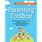 Parenting Toolbox: 125 Activities Therapists Use to Reduce Meltdowns, Increase Positive Behaviors & Manage Emotions (English Edition)