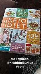 Keto diet book leanne vogel