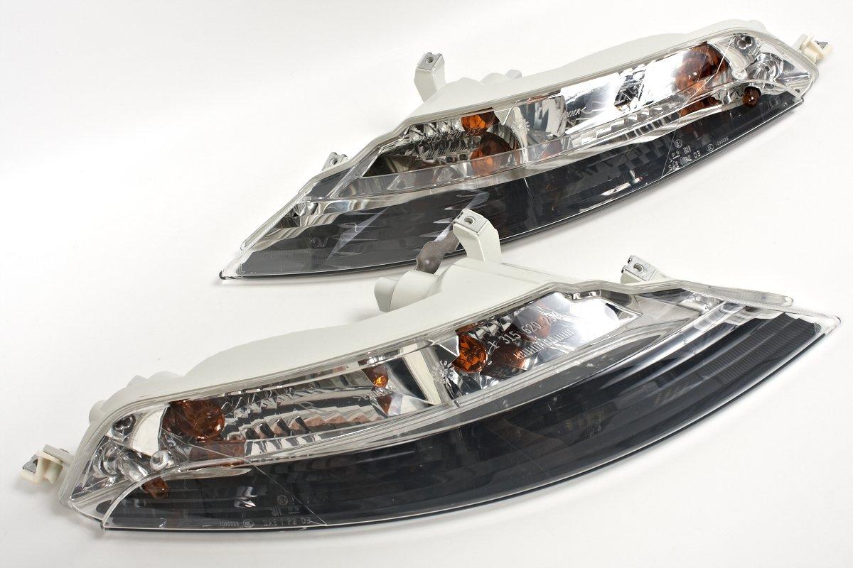 BMW 6 Series E63 E64 Alpina 2004-2007 Corner Lights Turn Signals LH+RH PAIR OEM