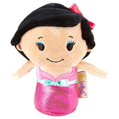Hallmark Itty Bittys Barbie Asian Plush: Toys & Games