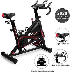DMASUN - Bicicleta estática para interior de bicicleta estática ...