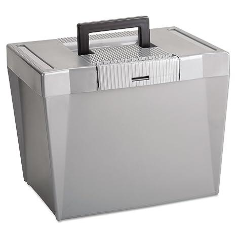 Amazon Com Pendaflex 20862 Portable Letter Size Hanging File Box