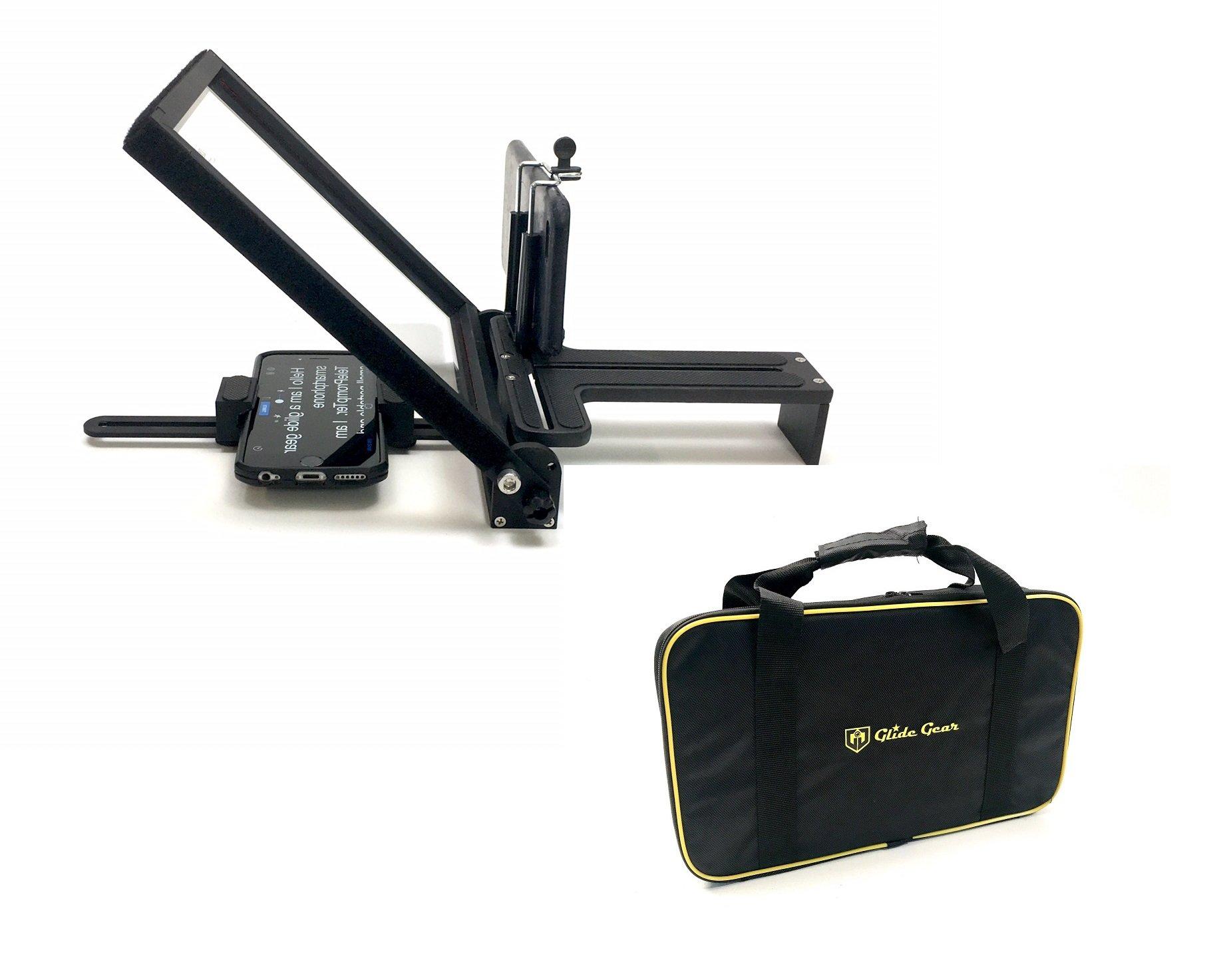 Glide Gear TMP 50 Adjustable Smartphone Mini Teleprompter by Glide Gear