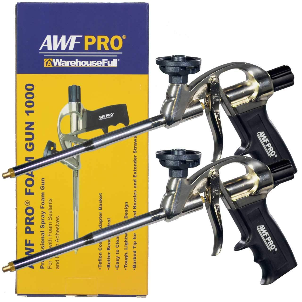 2 Pack - AWF Pro Professional Foam Gun by AWF PRO