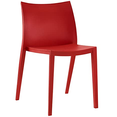Excellent Amazon Com Modern Contemporary Dining Side Chair Indoor Beatyapartments Chair Design Images Beatyapartmentscom