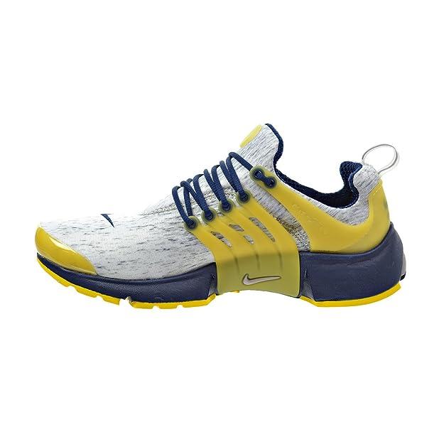 online store 6dfa7 911a7 Amazon.com   Nike Air Presto Men s Shoes Zen Grey Midnight Navy Varsity  Maize 305919-041 (XXL D(M) US)   Fashion Sneakers