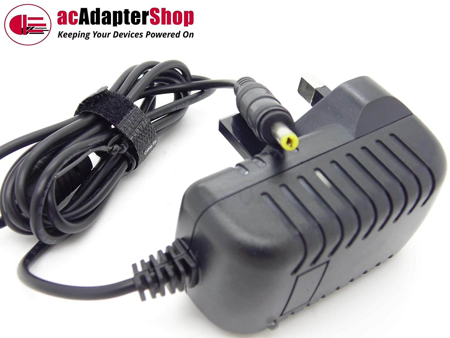 GOOD LEAD Mains AC Adapter Charger DC 6V IN for Technika Retro Leather DAB 211L Radio