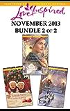 Love Inspired November 2013 - Bundle 2 of 2: Rebecca's Christmas Gift\Yuletide Twins\Season of Hope