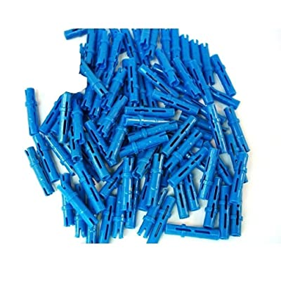 "'Lego Technic Lot de 80 ""PIN Long en bleu."