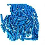 Lego Technic - 80x alfiler en azul