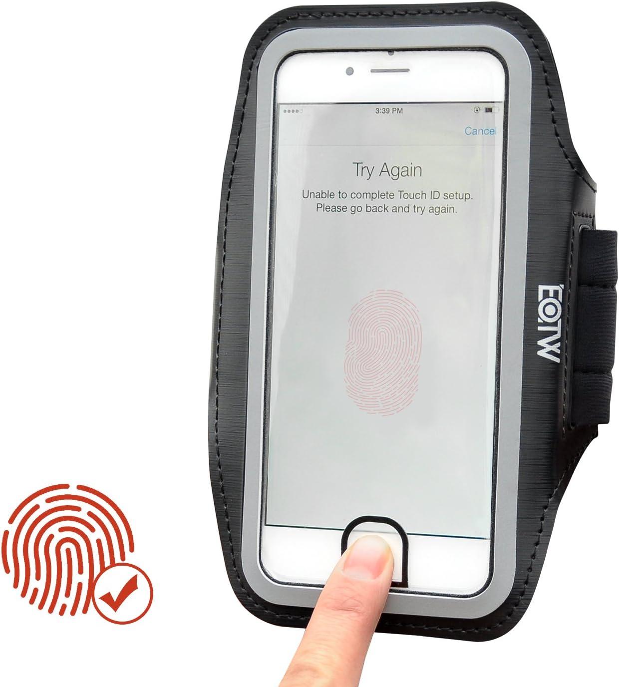 EOTW Brazalete Movil 5.5 Pulgadas Compatible para iPhone 8 Plus/7 ...