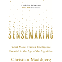 Sensemaking: What Makes Human Intelligence Essential in the Age of the Algorithm (English Edition)