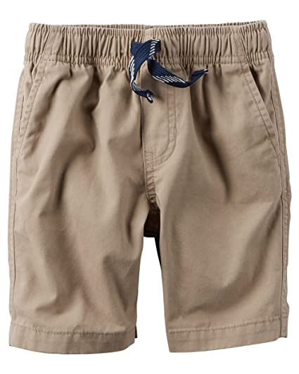 e391973cf Amazon.com  Carter s Baby Boys Khaki