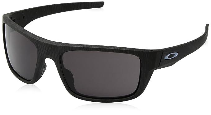 a0098441d9 Oakley Men s Drop Point Rectangular Sunglasses AERO GRID GREY 60.0 ...