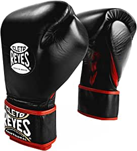 CLETO REYES Lace Up Hook and Loop Hybrid Fit Cuff Boxing Gloves