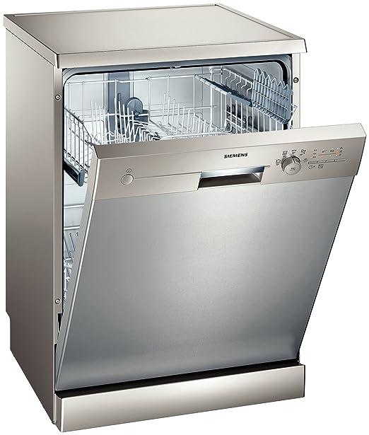 Siemens SN25E807EU lavavajilla Independiente 12 cubiertos ...