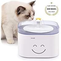Jnwayb Cat Water Fountain Ultra-Silent Pump Automatic Pet Water Fountain