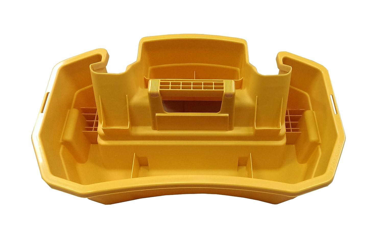Leiterbox Werkzeugablage Malerbedarf Werkzeughalter Materialhalter f/ür Leiter