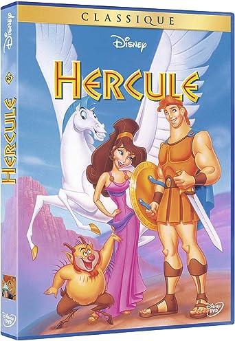 Hercules 1997 Amazon Co Uk Dvd Blu Ray