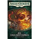 Fantasy Flight Games FFGD1103 Arkham Horror: LCG - Der Essex-County-Express Mythos-Pack (Dunwich-2) Deutsch