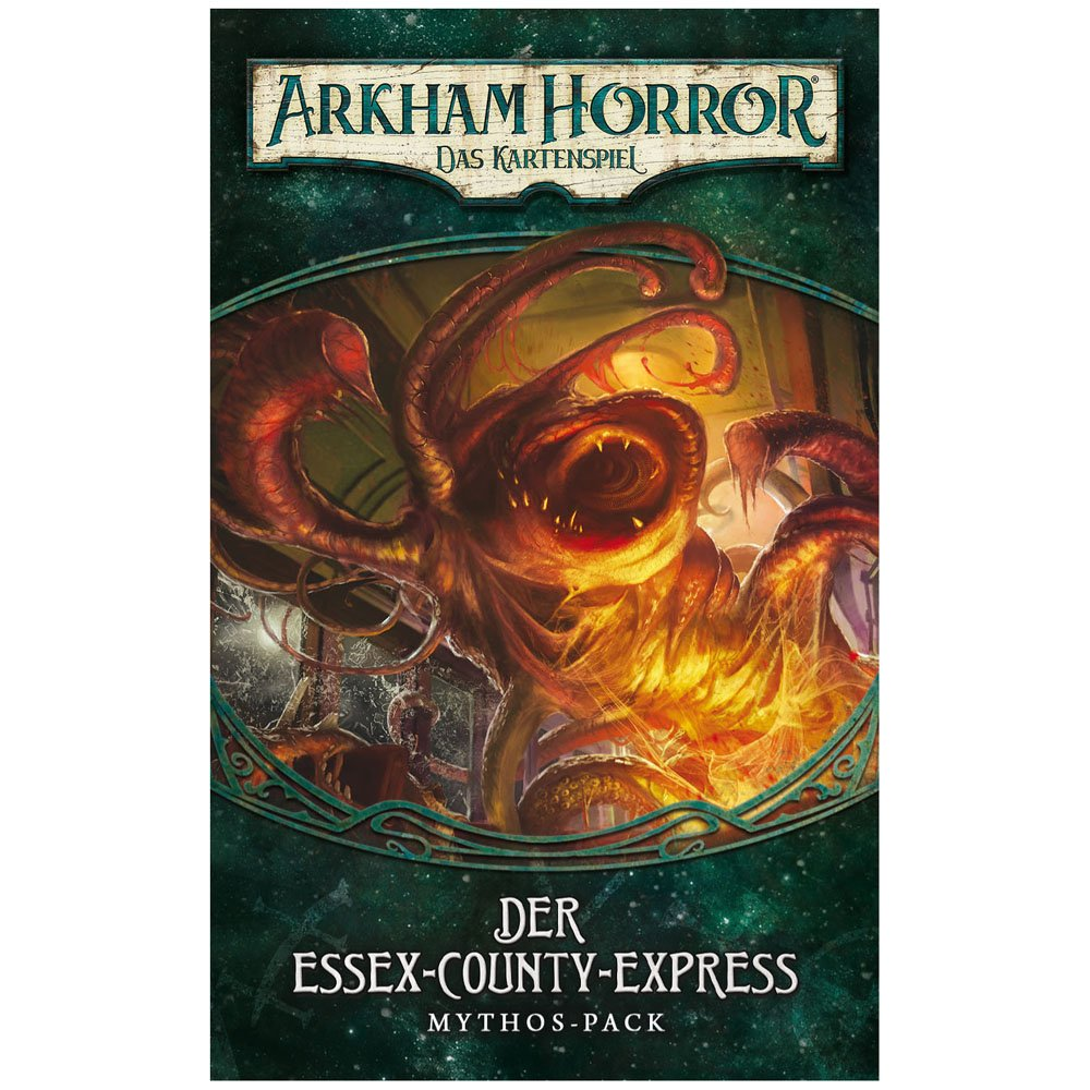 Fantasy Flight Games ffgd1103 Arkham Horror: LCG - El ...