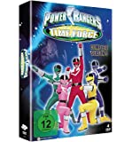 Power Rangers - Time Force: Complete Season 9 [4 DVDs]