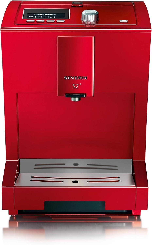 Severin KV 8025 - Cafetera superautomática S2, tecnología One ...
