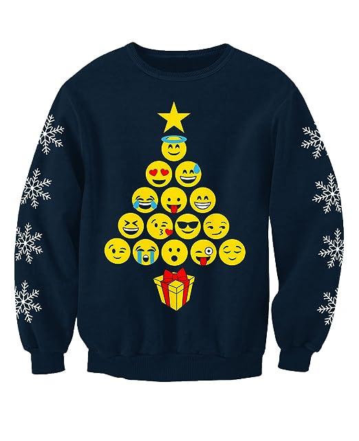 Christmas Jumper Boys Festive Elf Kids Sweatshirt