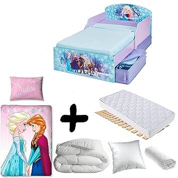 Amazon.de: Bebegavroche Komplettset Premium Bett mit ...