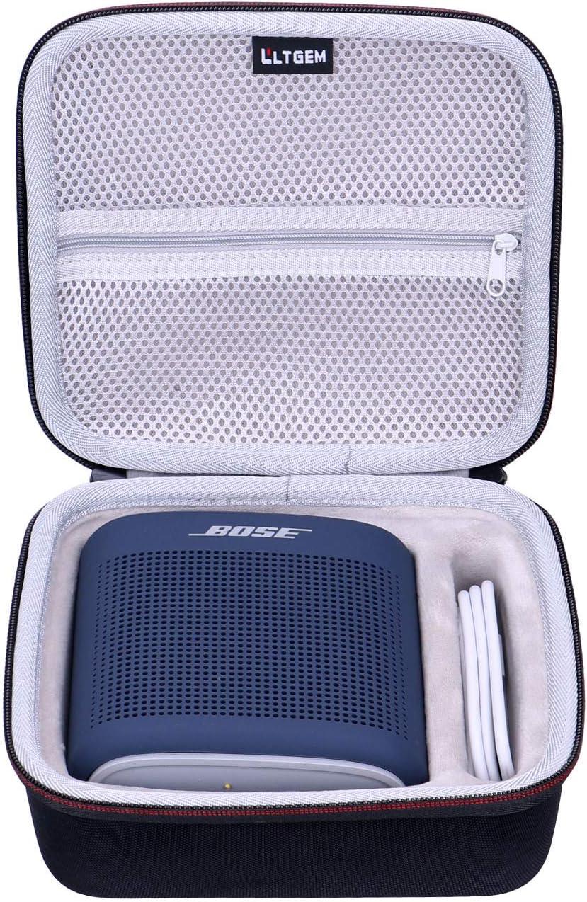 LTGEM Estuche rígido de Viaje para Bose SoundLink Color II Altavoz Bluetooth Portátil a Prueba de Agua - Bolsa Protectora de Almacenamiento