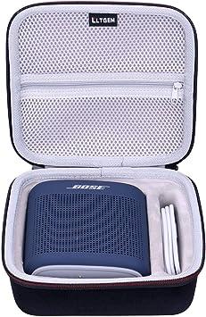 LTGEM Estuche rígido de Viaje para Bose SoundLink Color II Altavoz Bluetooth Portátil a Prueba de Agua: Amazon.es: Electrónica