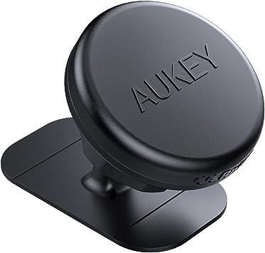 Aukey - Soporte para Smartphone magnético, adhesivo, para el coche ...