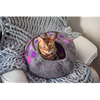 CAT BEDS Made from 100% NZ Merino Wool, Spun into Felt in Nepal and Imported with Love to Australia. We Like to Call…