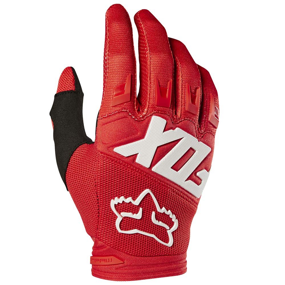 Fox Racing 2019 Dirtpaw Gloves (Small) (RED)