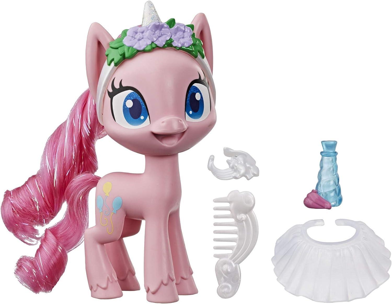 Hasbro My Little Pony MLP Unicorn Girls Pink Hair Brush /& Comb Set