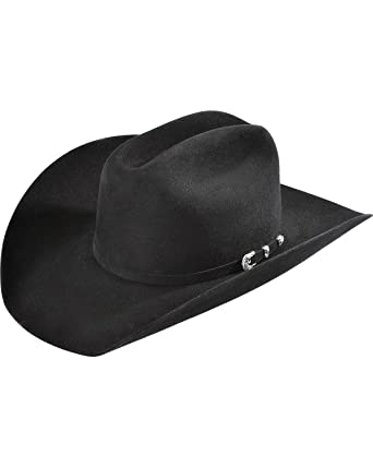 30eadb92af60d Justin Men s 8X Fur Felt Mustang Cowboy Hat at Amazon Men s Clothing store