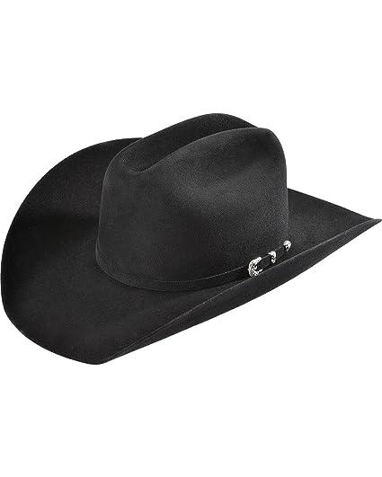 6ef6ac24832 Justin Men s 8X Fur Felt Mustang Cowboy Hat at Amazon Men s Clothing ...