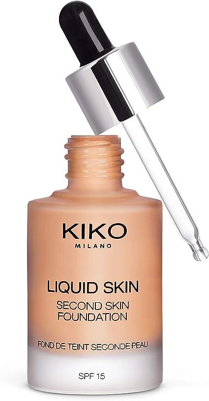 KIKO Milano Piel Líquida Segunda Fundación Piel 07: Amazon.es: Belleza