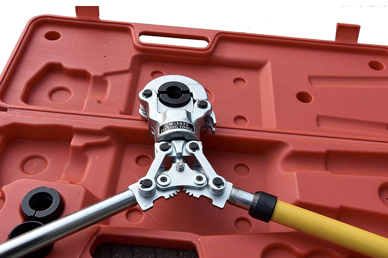 25 mm et 32 mm 20 mm Pince /à Sertir TH Multicouche Pince /à Sertir pour Tube Contour avec 16 mm